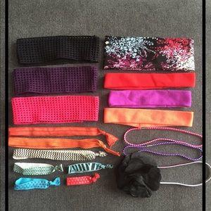 Colorful hair accessory bundle